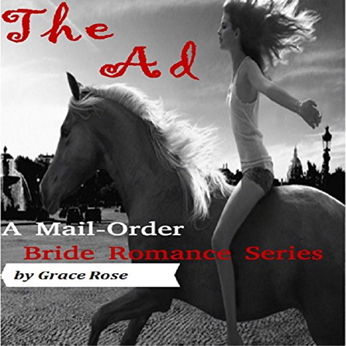 The Ad audiobook cover art
