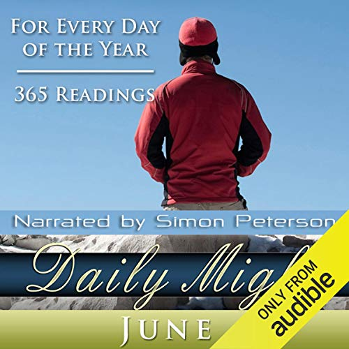 Daily Might: June audiobook cover art
