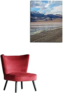 longbuyer Photographic Wallpaper Laguna Colorada (Red Lagoon) in Bolivean altiplano - Potosi Department Bolivia Mural 20