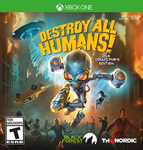 [Xbox One] Destroy All Humans! DNA Collector's Edition - $69.20 at Amazon
