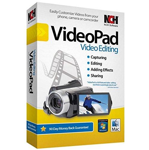 VideoPad Video Editor Master's Edition