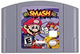 NINNAYUAN Game Cartridge Card for Nintendo 64 Super Smash Bros N64 US Version