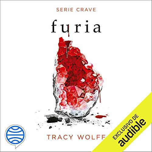 Diseño de la portada del título Furia