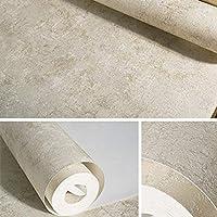 壁紙シール,リビングルームの寝室の壁のモダンなミニマリストの不織布テレビ背景壁壁紙ロール-BFY004_53X950CM