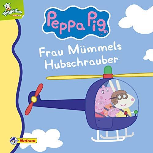 Maxi-Mini 45: Peppa: Frau Mümmels Hubschrauber (Nelson Maxi-Mini)