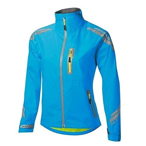 6080c144f2bc3 Women's Waterproof Running Jacket: Amazon.co.uk