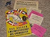 Programm für das 3. Weltchampionat der Springreiter / 19. Offizielle, Internationale Reit-, Spring- und Fahrturnier vom 1. bis 10. Juli 1955