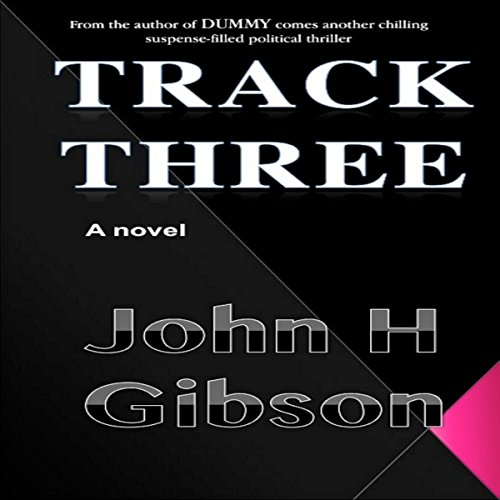 Track Three audiobook cover art