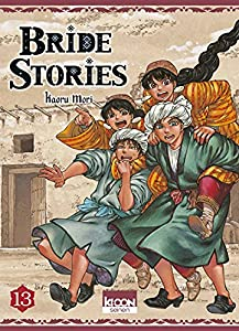 Bride Stories Edition simple Tome 13