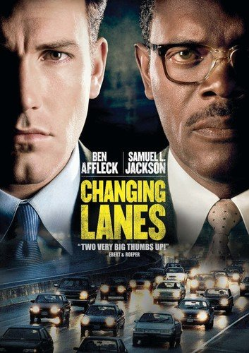 Changing Lanes -  DVD, Rated R, Roger Michell