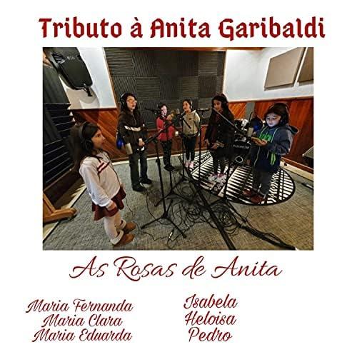 Maria Fernanda, Maria Clara, Maria Eduarda, Isabelli, Heloisa & Pedrinho