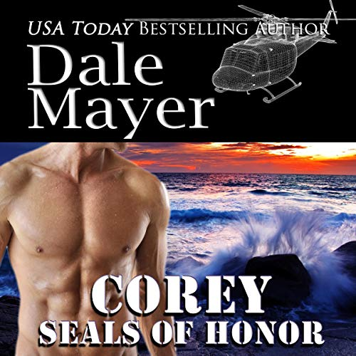SEALs of Honor: Corey audiobook cover art