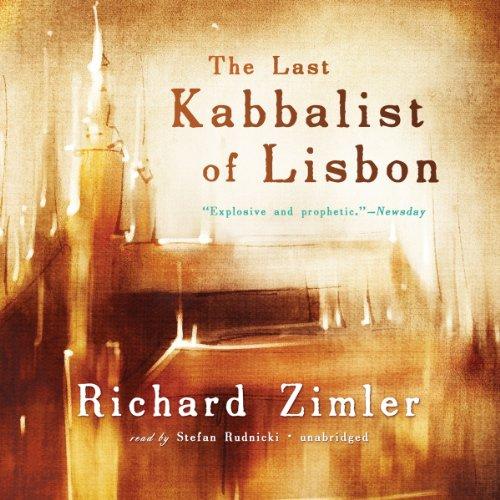 The Last Kabbalist of Lisbon audiobook cover art