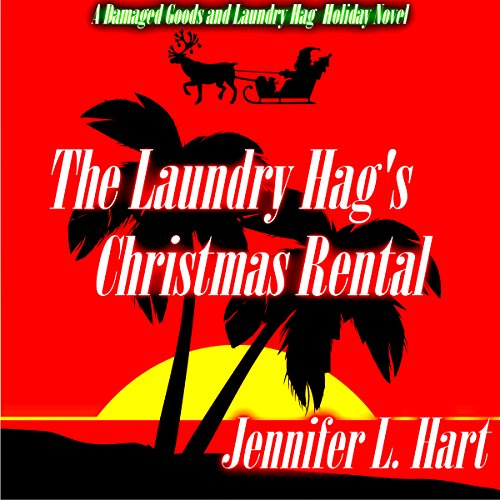 The Laundry Hag's Christmas Rental audiobook cover art