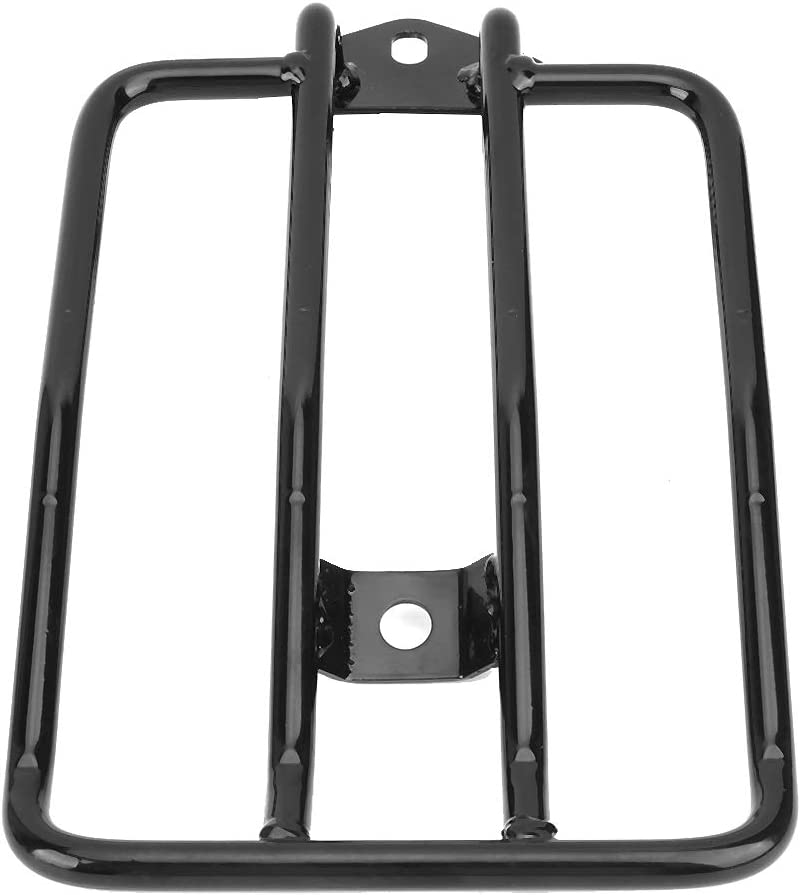 Suuonee Motorcycle Luggage Rack 260 Rear store x Max 85% OFF 16mm 10.23 6.29in