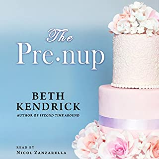 The Pre-Nup audiobook cover art