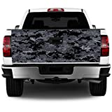 Truck Tailgate Wrap Digital Camo HD Decal Graphics MightySkins Professional Grade 3M Material Universal Fit for Full Size Trucks Weatherproof & Car Wash Safe Made in The U.S.A.