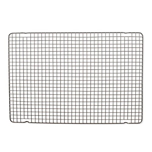 Nordic Ware Oven Safe Nonstick Baking & Cooling Grid (Big Sheet), One, Non-Stick