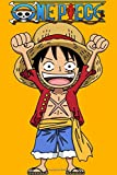 one piece notebook: lined notebook
