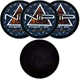 Nip Energy Dip Coffee 3 Cans with DC Crafts Nation Skin Can Cover - Black