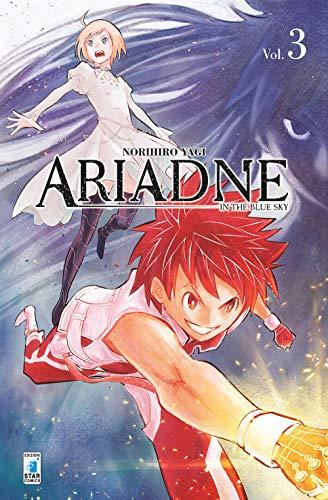 Ariadne in the blue sky: 3