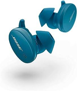 Bose Sport Earbuds - Auricolari Completamente Wireless - Auricolari Bluetooth per Corse e Allenamenti, Baltic Blu