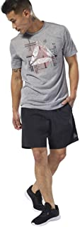 Reebok Men's Workout Ready Woven Short