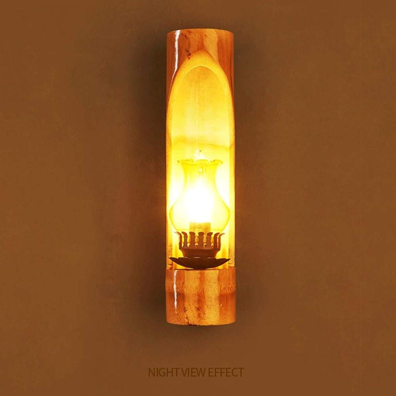 Nachtwandlampe Schlafzimmer Eisen einzigen Kopf Retro Hotelzimmer Korridor Eingang Gang Lampen A +