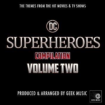 DC Superheroes Compilation Volume 2