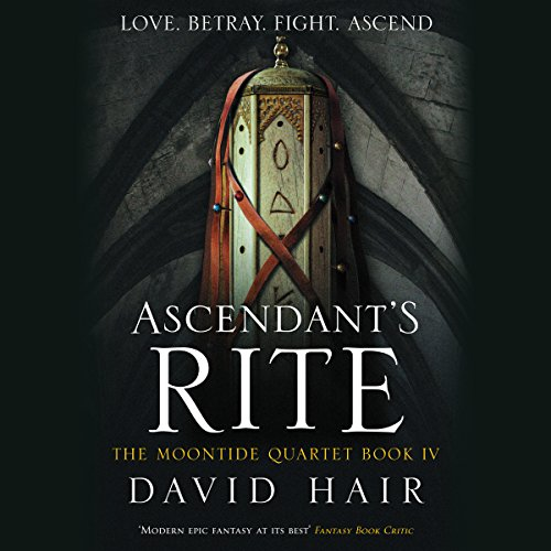 Ascendant's Rite audiobook cover art