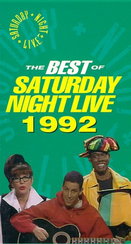 Best of Saturday Night Live - 1992 Annual [VHS]