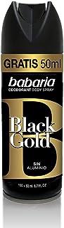 Body Spray Black Gold