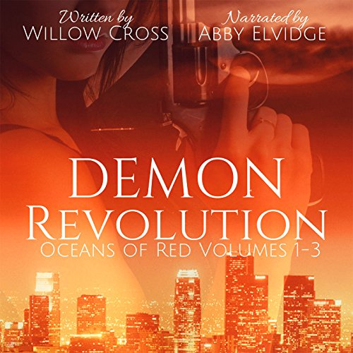 Demon Revolution audiobook cover art