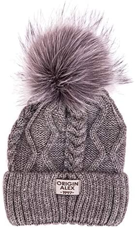 ALEX Boy's Toddler Hat Fashion Winter/Spring Beanie