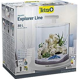 Tetra Explorer Line Aquarium Komplett-Set 30 L
