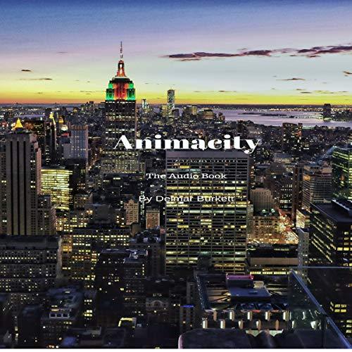 Animacity audiobook cover art