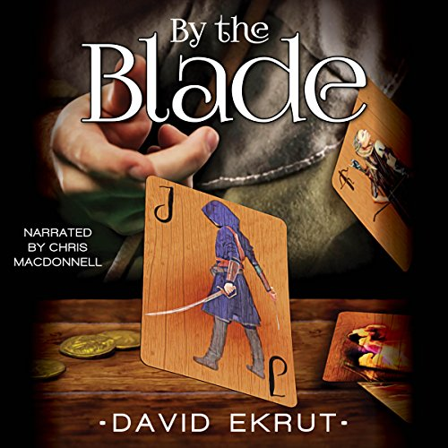 By the Blade audiobook cover art