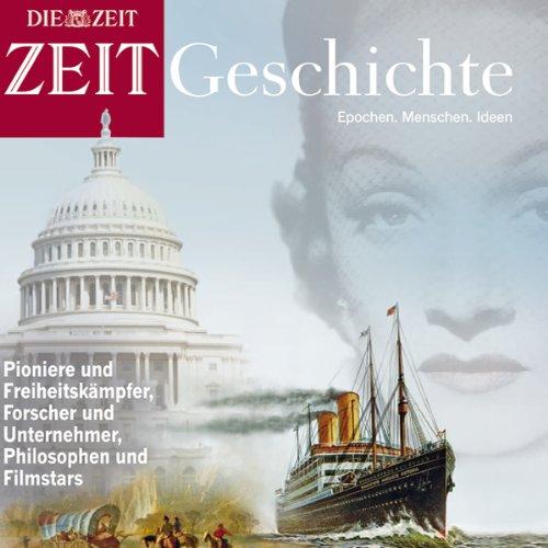 Unser Amerika (ZEIT Geschichte) cover art