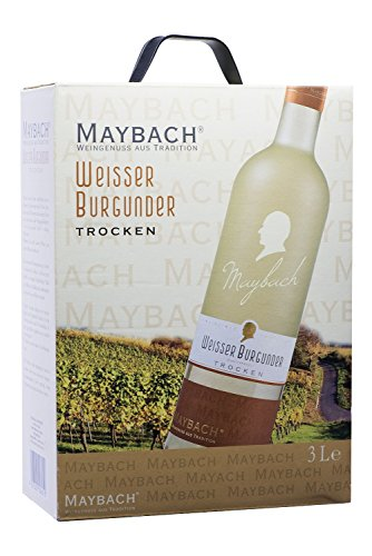 Maybach Weißer Burgunder trocken