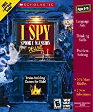 I Spy: Spooky Mansion Deluxe