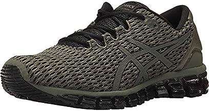 ASICS T839N Men's Gel-Quantum 360 Shift MX Running Shoe, Four Leaf Clover/Black/Black - 8