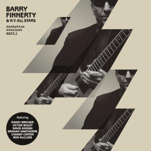 Barry Finnerty, Randy Brecker, Victor Bailey, Graham Hawthorne, Chuggy Carter & Ron McClure (Track 7)