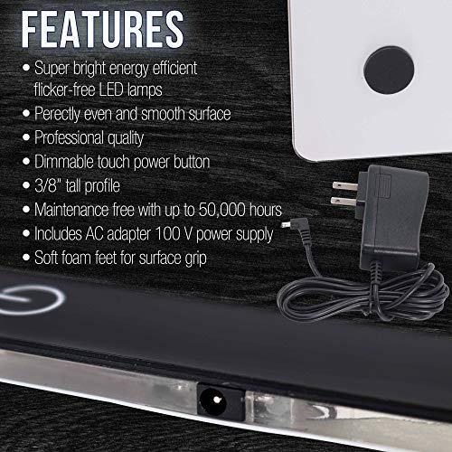 U.S. Art Supply Lightmaster 24.3