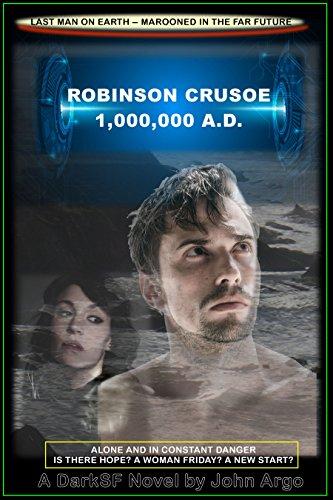 Robinson Crusoe 1,000,000 A.D. (DarkSF) (English Edition)