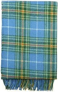 Ingles Buchan Textiles Tartan Blanket - Nova Scotia Tartan