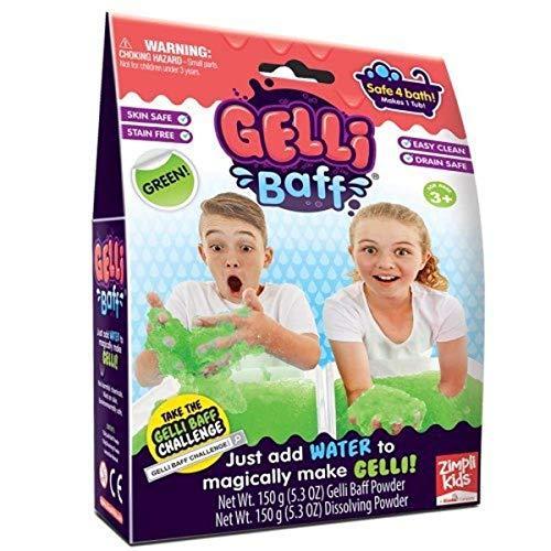 Gelli Baff makes a good Easter basket filler for boys