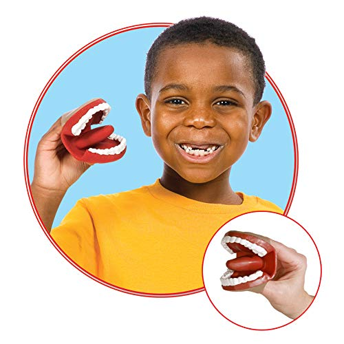 Super Duper Publications | Mini Mouth Oral Motor Finger Puppet | Educational Resource for Children