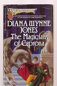 Paperback The Magicians of Caprona (Chrestomanci Books) Book