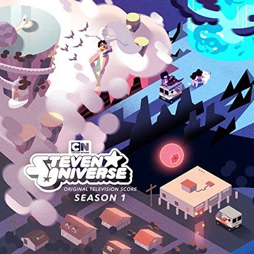 Steven Universe & Aivi & Surasshu