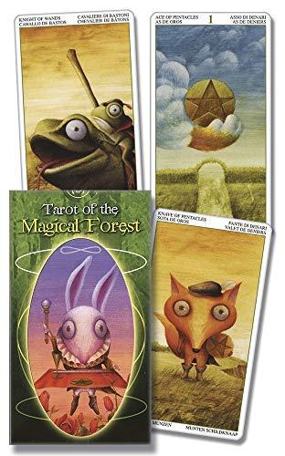Tarot of the Magical Forest/Tarot del Bosque Magicoの詳細を見る